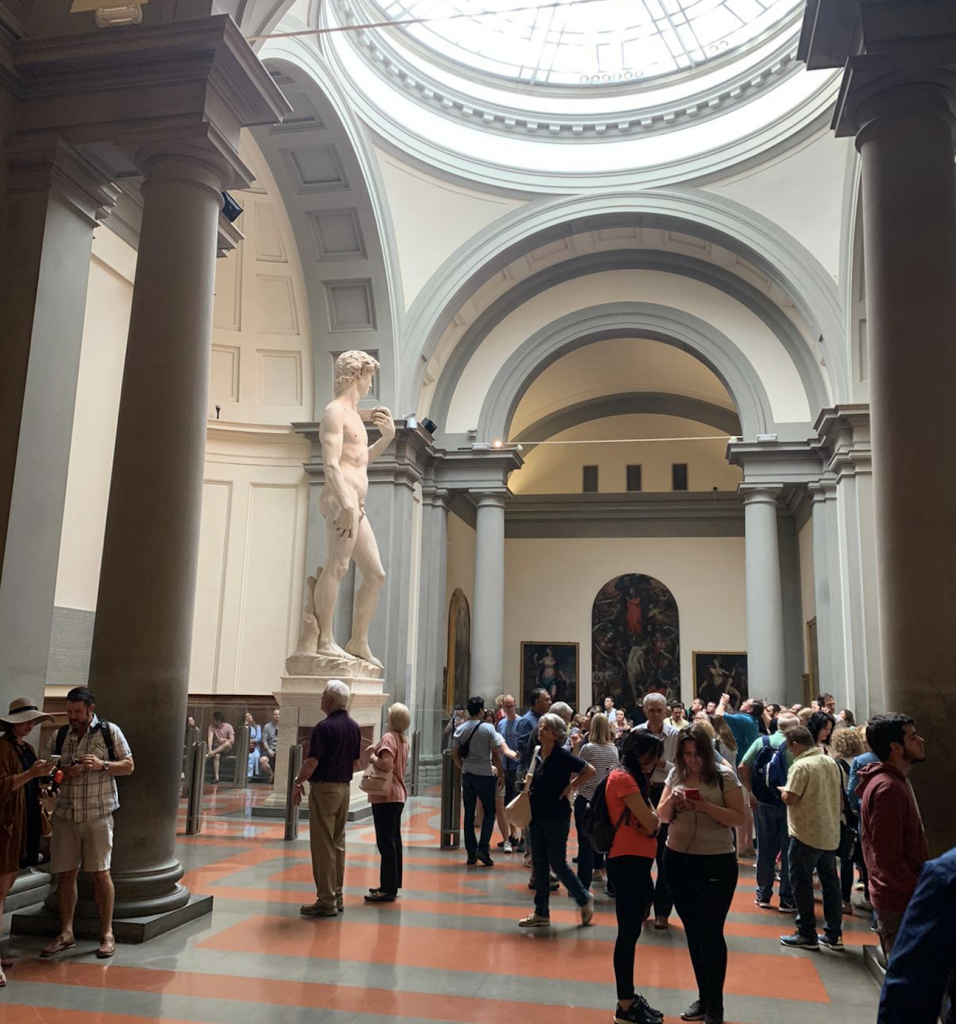 Accademia Gallery Museum Florence