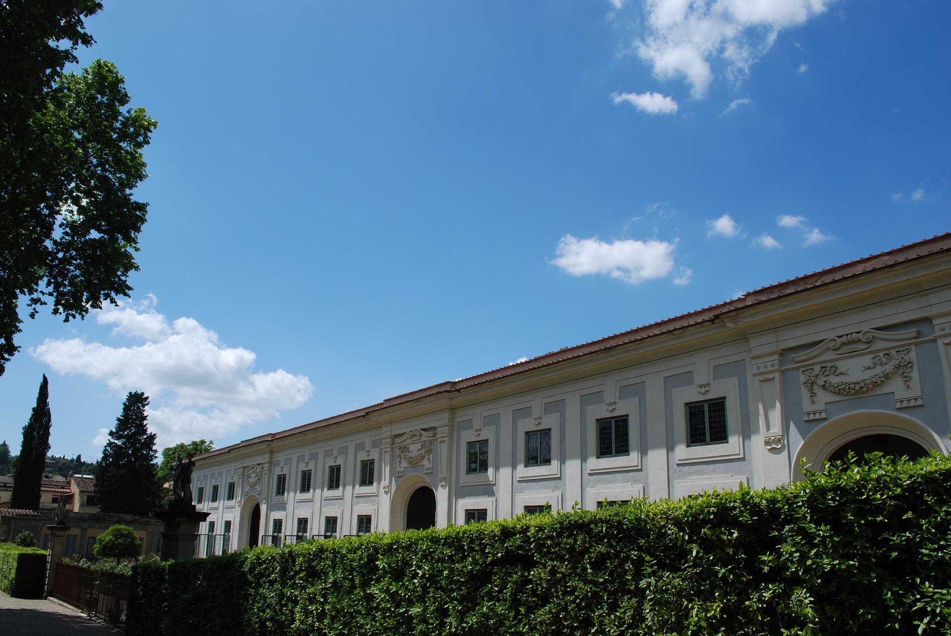 Limonaia Boboli Gardens